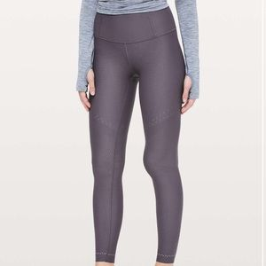 Lululemon Zoned in Tight in moonphase, size 8 BNWT